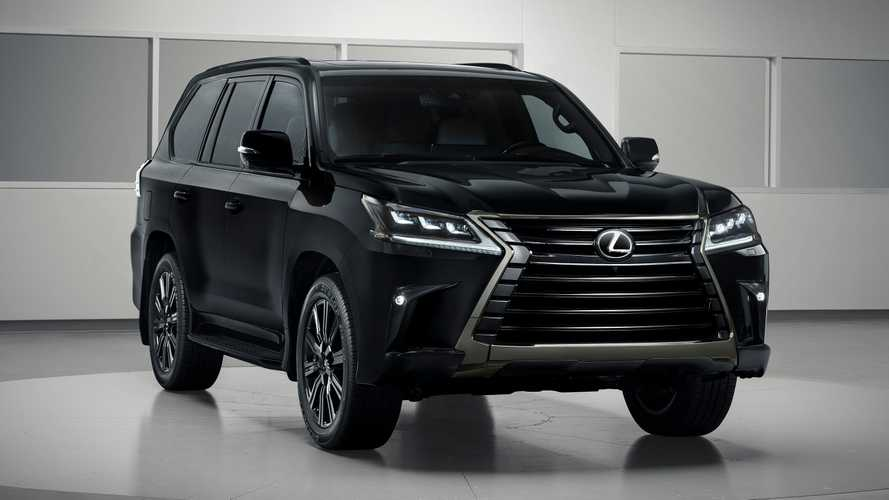 2019 Lexus LX Fails To Inspire With LA-Bound Inspiration Series