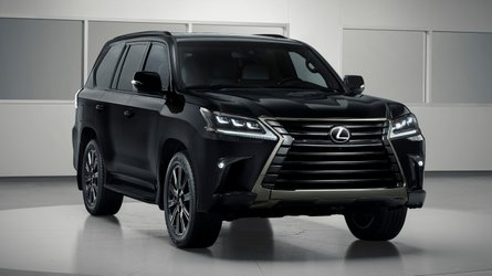 2020 Lexus Lx 570 Redesign Engine Specs >> 2020 Lexus Lx570 Looks Slightly Meaner With Sport Package