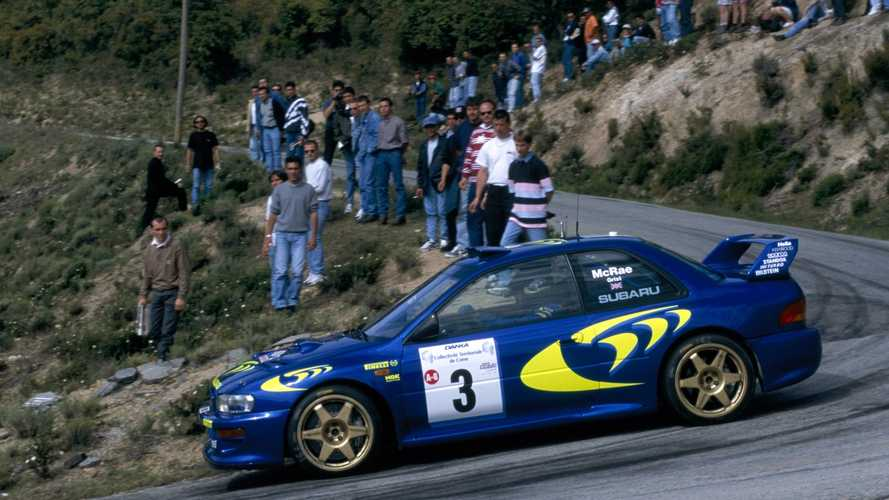 Speedline Relaunches Iconic Subaru Impreza Rally Wheels