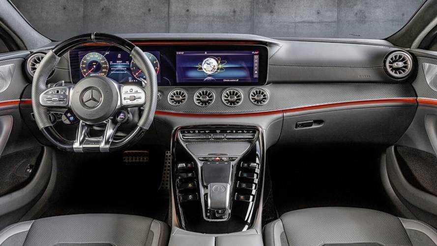 Mercedes-AMG GT 43 4 puertas Coupé 2019