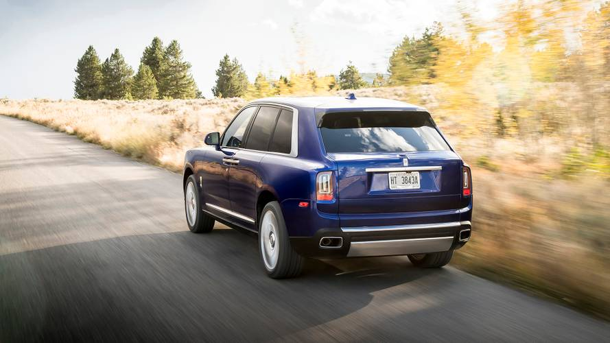 $325K Rolls-Royce Cullinan Recalled For Dim Reason