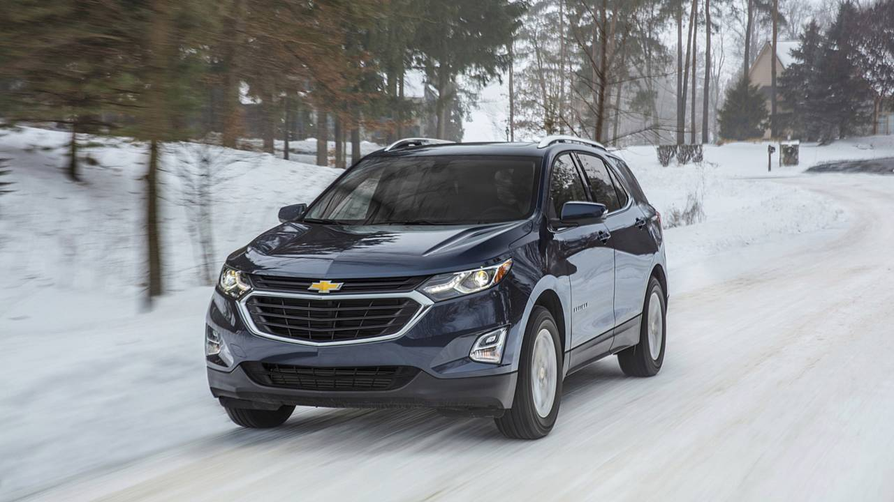 9. Chevy Equinox – $6,131-$8,499
