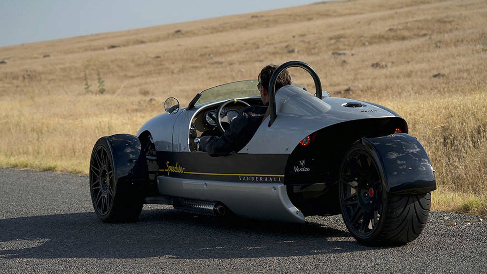 Venice Speedster Is An Affordable Vanderhall But It Has A Problem
