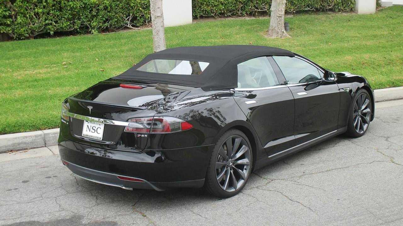 Model S découvrable