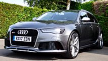Prince Harry's Audi RS6 For Sale