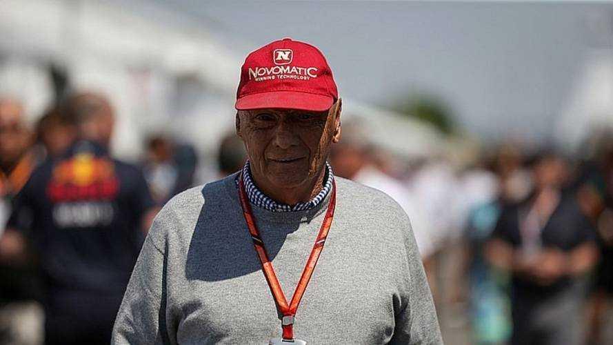 Krankenhaus meldet: Lungentransplantation bei Niki Lauda!