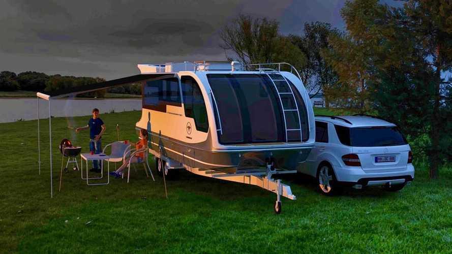 Departure One ile hem karada hem de suda kamp yapabileceksiniz