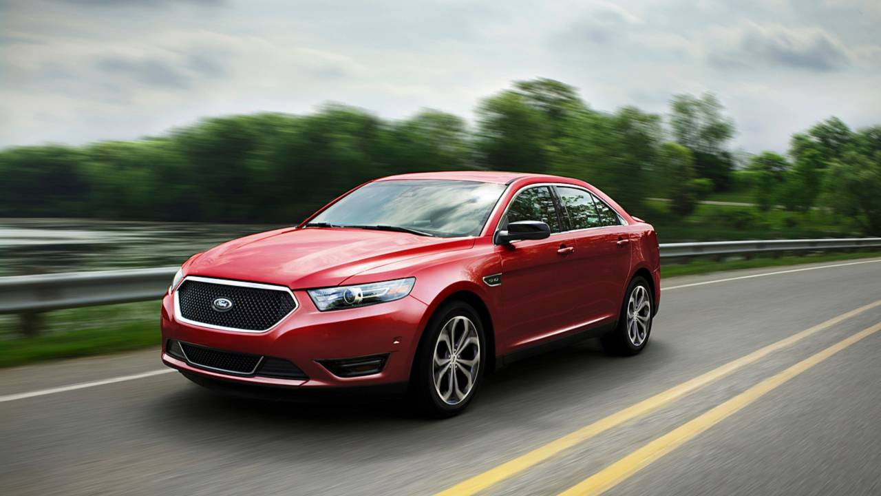 9. Ford Taurus: 62.6 Days