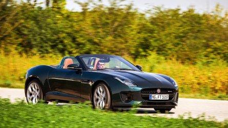 Test: Jaguar F-Type mit Vierzylinder