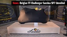news belgian tt challenger sarolea sp7 unveiled