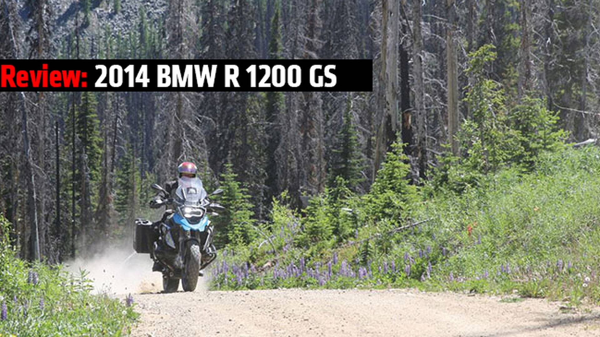 Review: 2014 BMW R 1200 GS