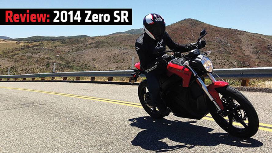 Review: 2014 Zero SR
