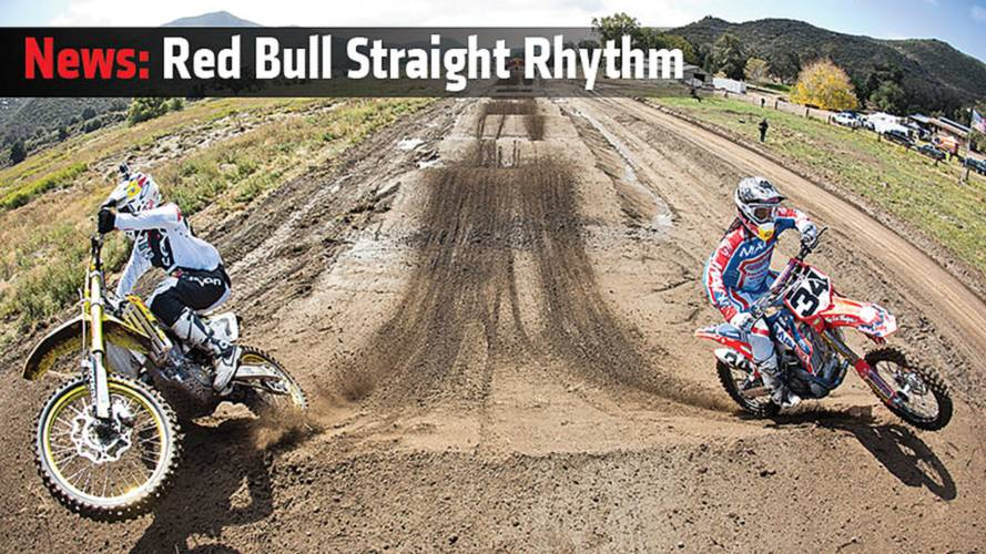 News: Red Bull Straight Rhythm