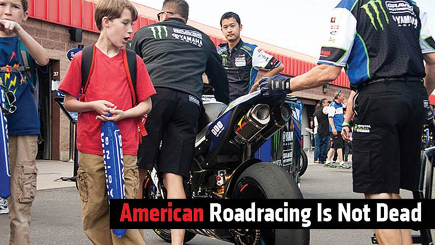 American Roadracing Is Not Dead