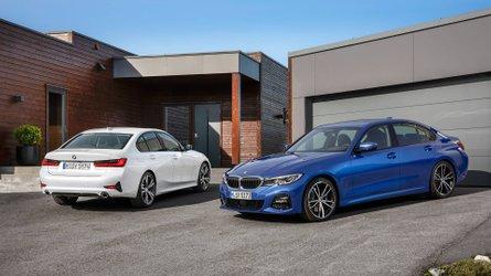Az új 3-as BMW továbbra is szórakoztatni szeretne