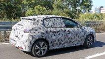 Peugeot 208 2019: nuevas fotos espía