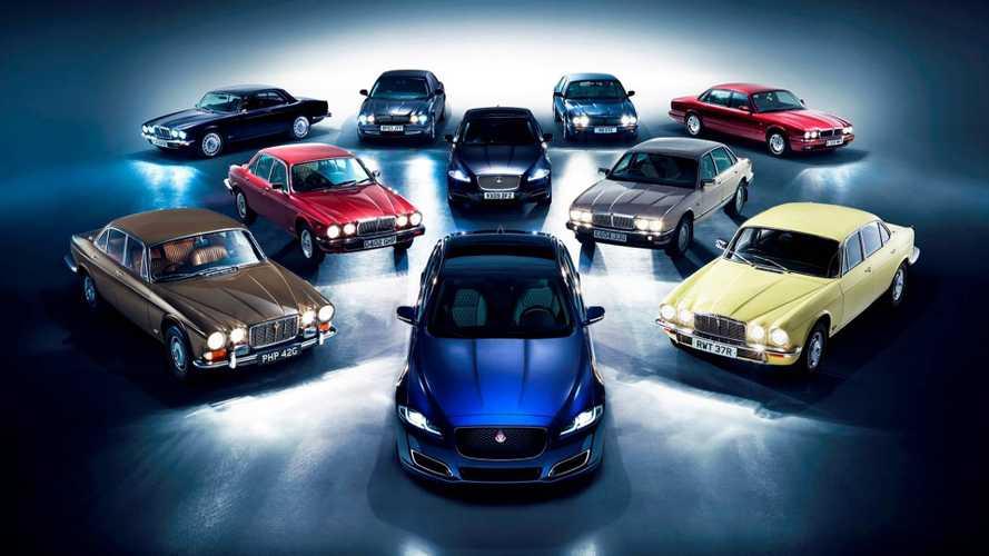 Jaguar e Land Rover al Salone di Parigi tra passato e futuro