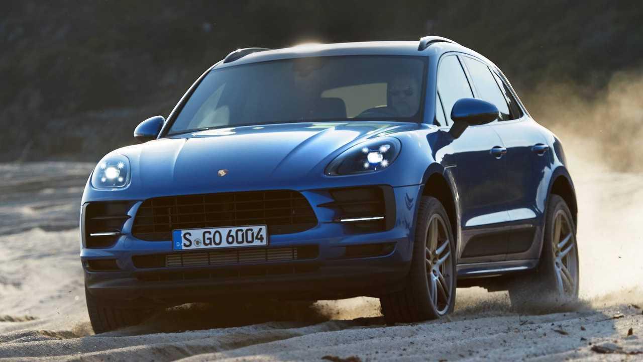 2019 Porsche Macan facelift (Euro Spec)