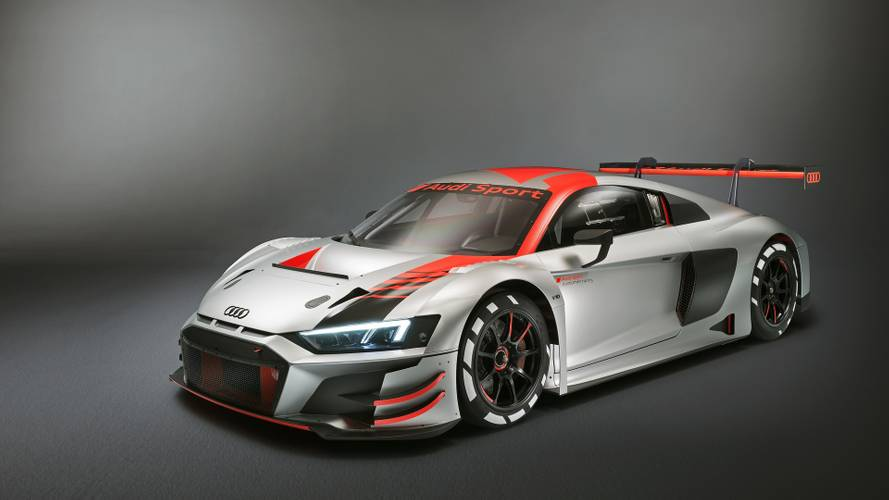 Audi R8 LMS GT3 2019 debütiert in Paris