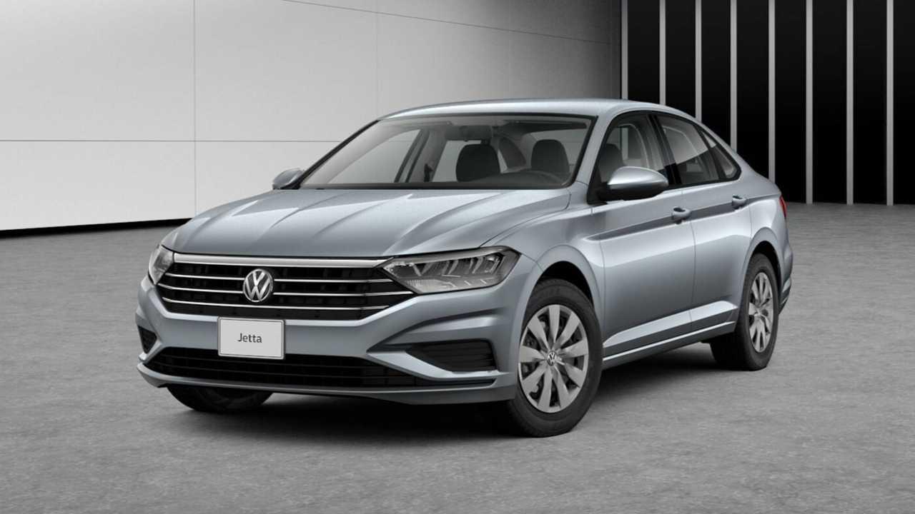 Volkswagen Jetta Trendline 2019 (México)