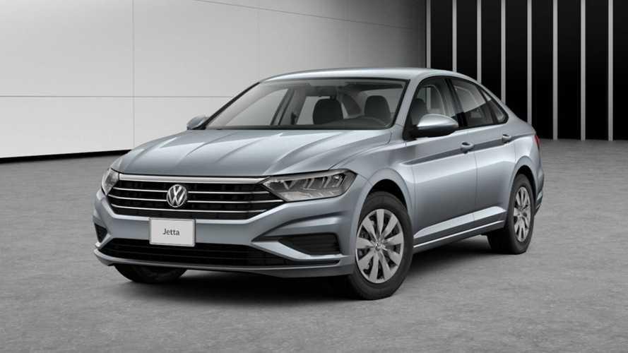 Novo VW Jetta ganha versão Trendline de entrada no México