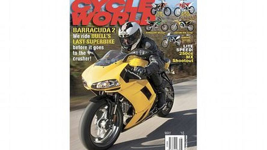 Buell Barracuda 2: what could have been