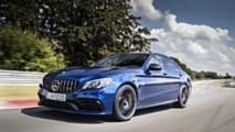 Mercedes-AMG C 63 S Berlina restyling