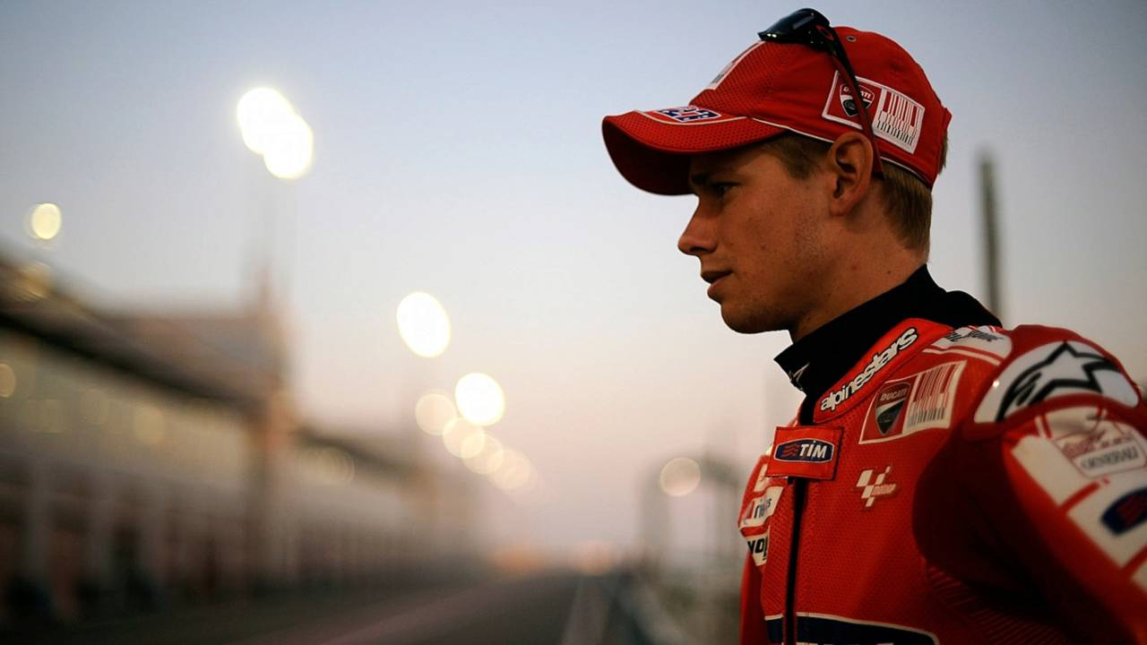 Exclusive: Casey Stoner Signs With Repsol Honda
