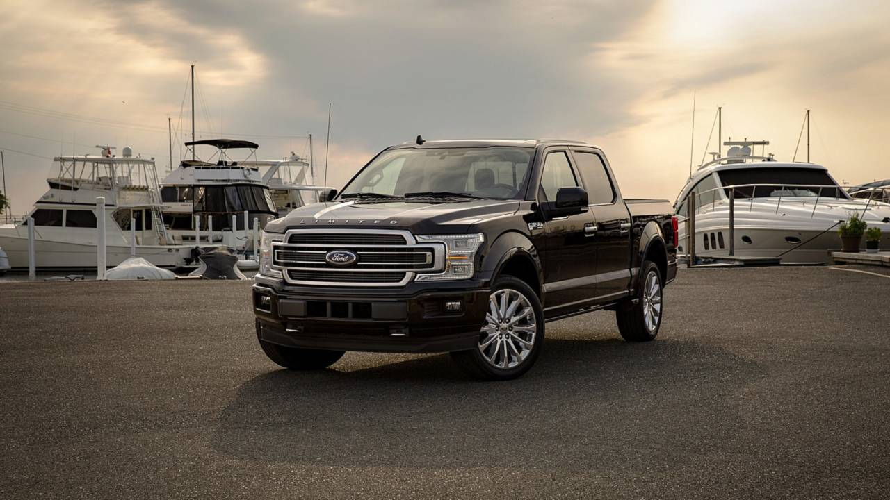 Ford Recalling 874,000 F-Series PIckups For Block Heater Woes
