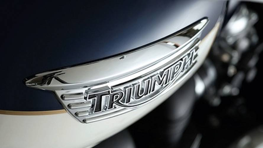 Triumph going gangbusters