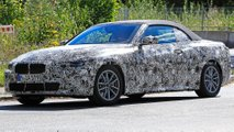 BMW 4 Series Cabriolet Spy Shots
