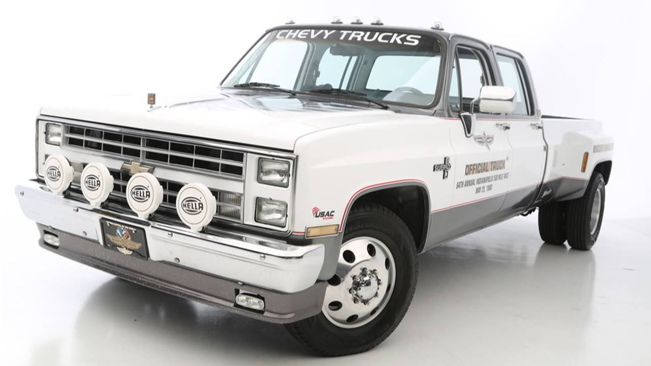 1987 Chevrolet R30 Pickup Cannonball Run Replica