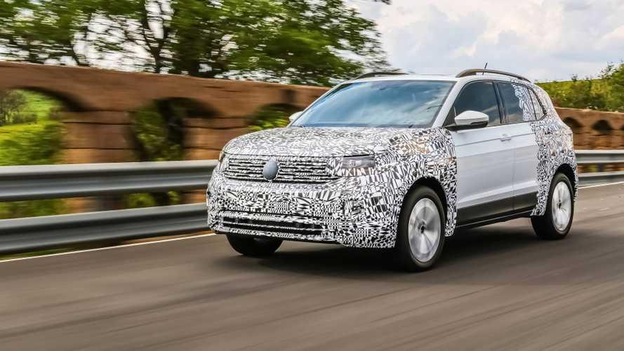Semana Motor1.com: Andamos no VW T-Cross, os detalhes do novo Corolla e mais