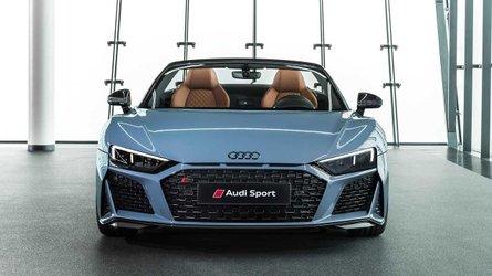 Elektromos formában újulhat meg az Audi R8 és TT