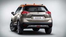 Nissan Kicks - Índia