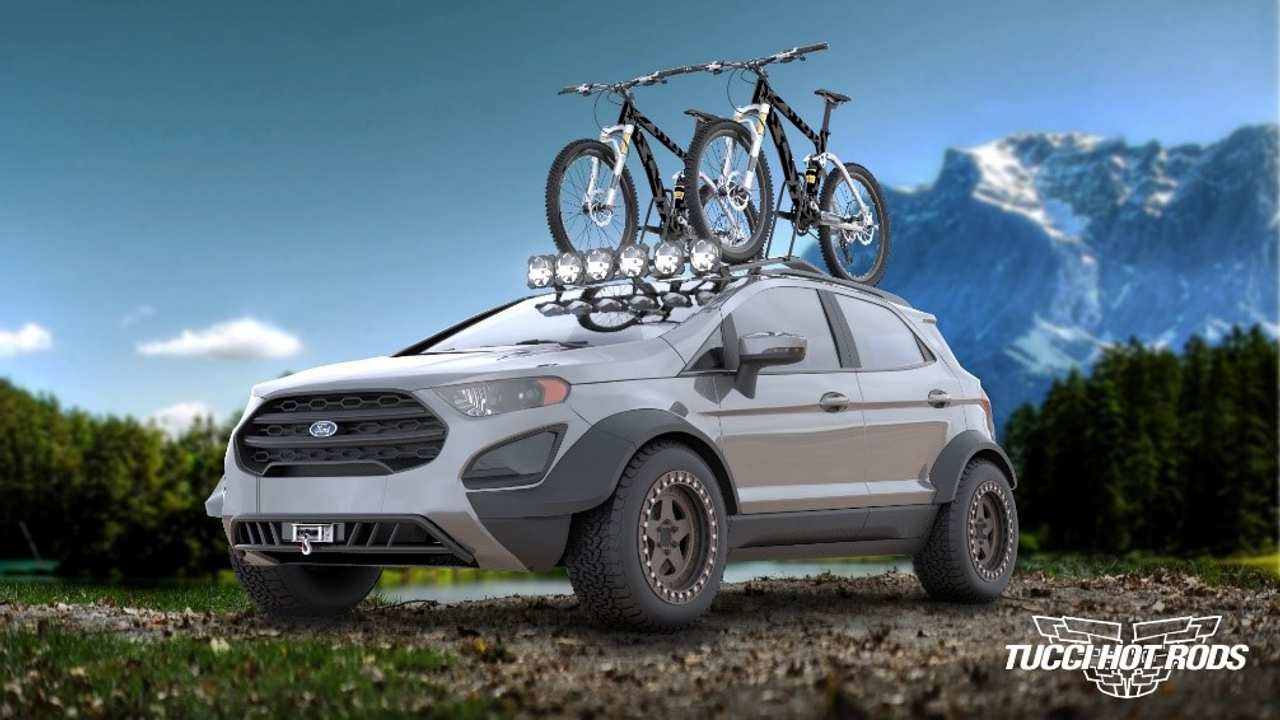 Tucci Designs Big Adventures EcoSport