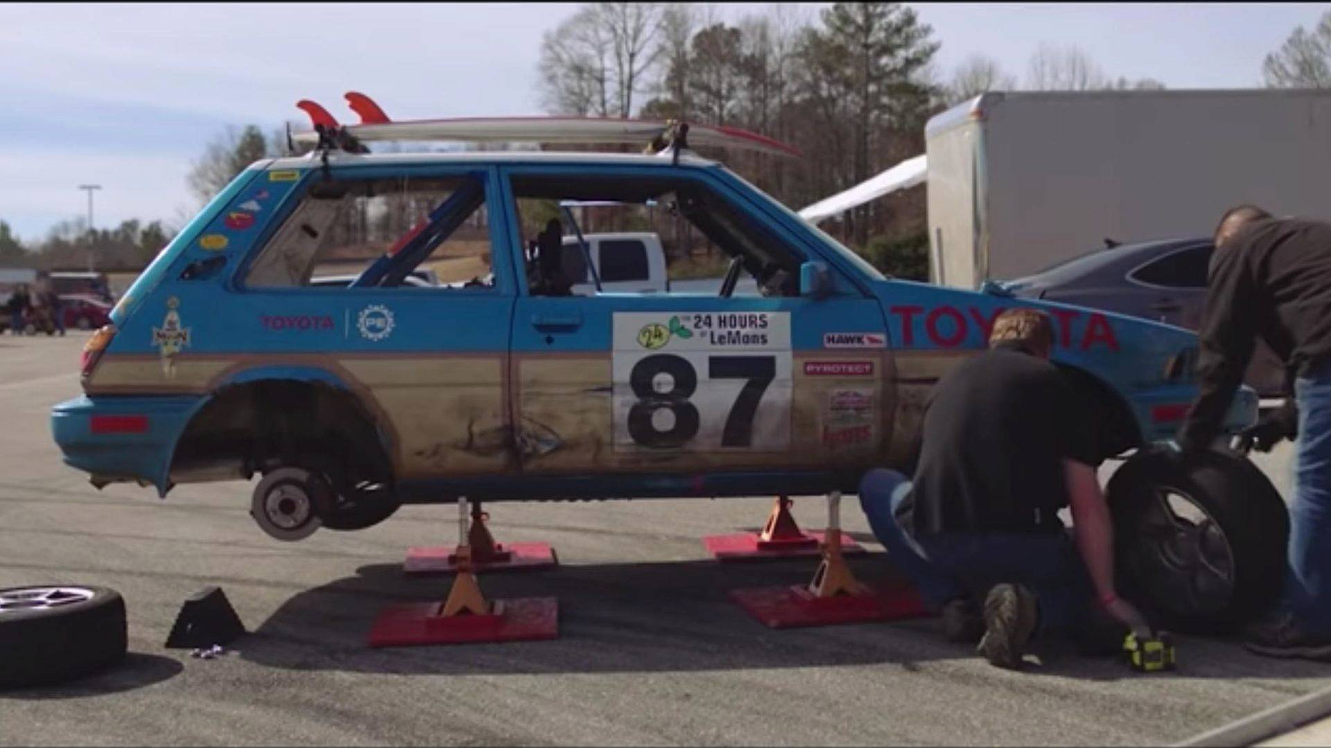 24 Hours Of Lemons >> Did You Know Toyota Fields A Factory Team In 24 Hours Of Lemons