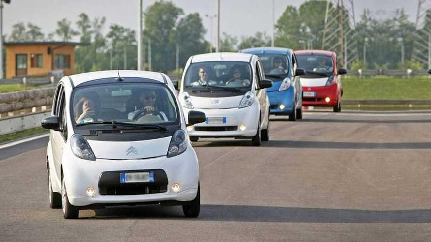 e_mob 2018, 500 auto elettriche e Milano