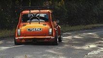 Mini clásico con 360 CV