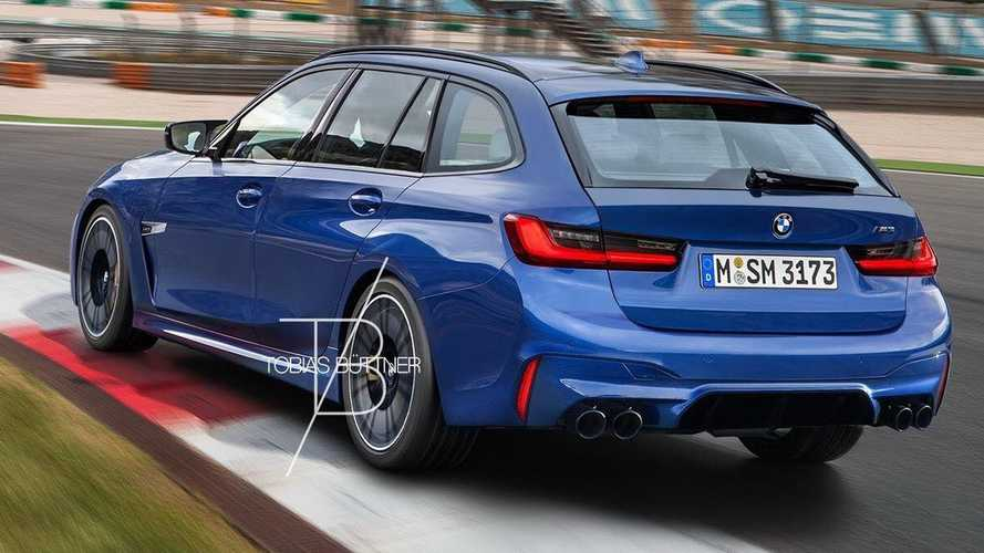 Make It Happen, BMW: M3 Touring Render Imagines The Speedy Wagon
