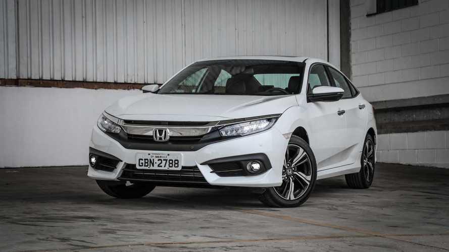 Honda Civic Geração 10 - Brasil