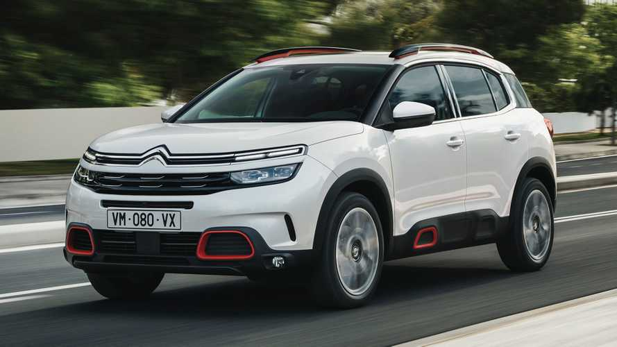 Citroen C5 Aircross gets new powertrain as a late Christmas present