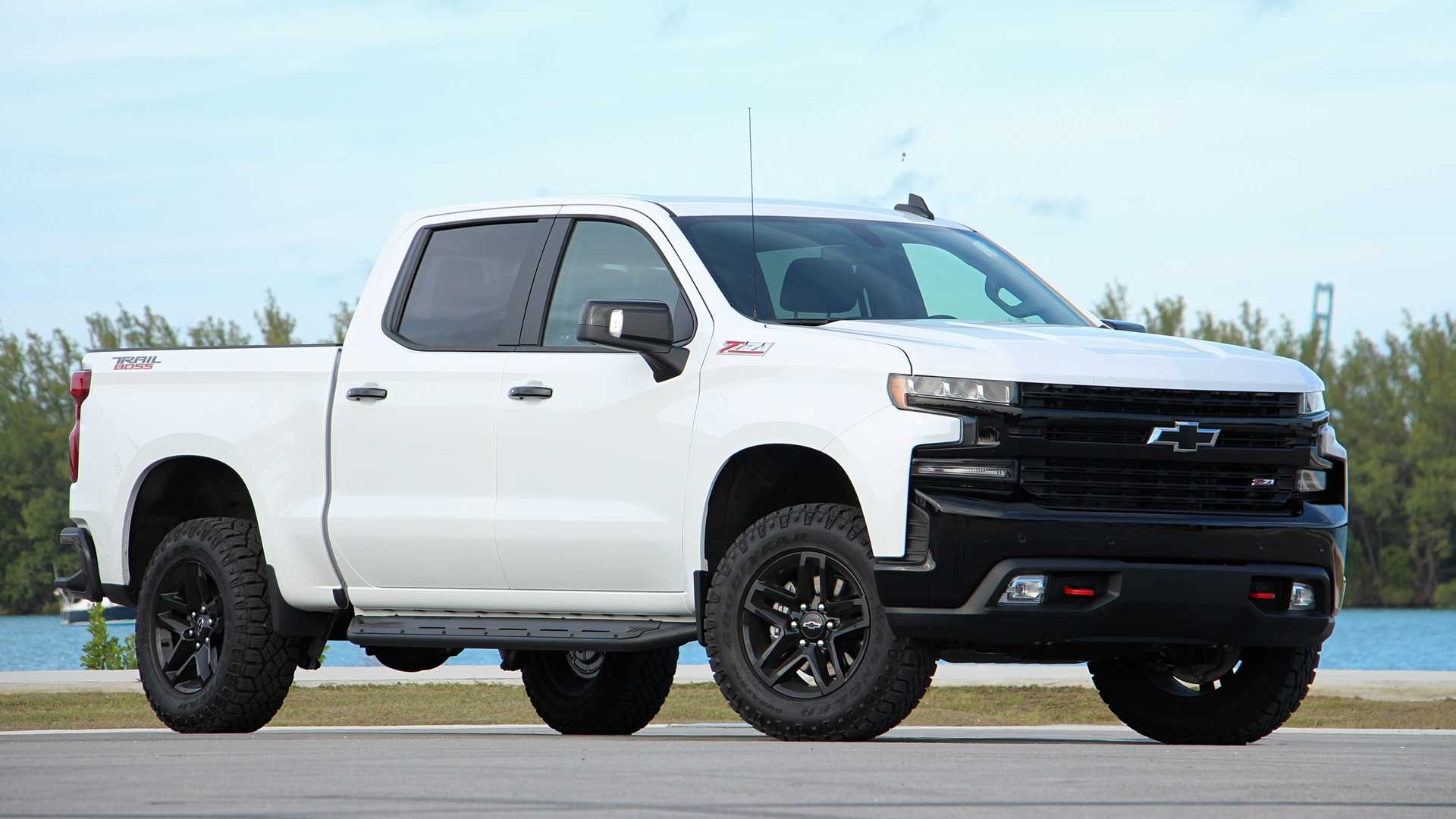 2019 Chevy Silverado Trail Boss Review Dumb Fun