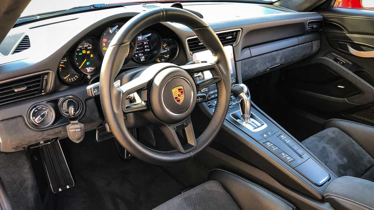Porsche 911 GT3 RS e 911 GT2 RS na Alemanha