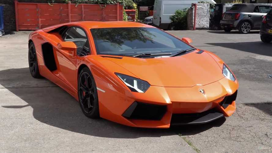 You Can Learn How To Drive A Car In A Lamborghini Aventador