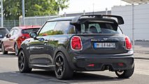 Mini Cooper JCW GP Spy Photo