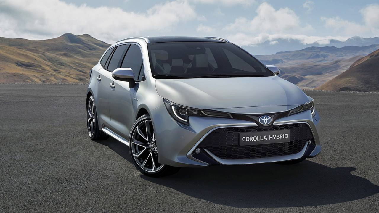 2018 Toyota Corolla Touring Sports