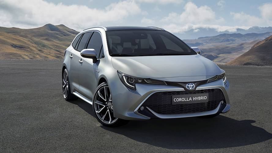 2019 Toyota Corolla Touring Sports