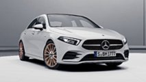 2019 Mercedes A-Class Sedan Edition 1