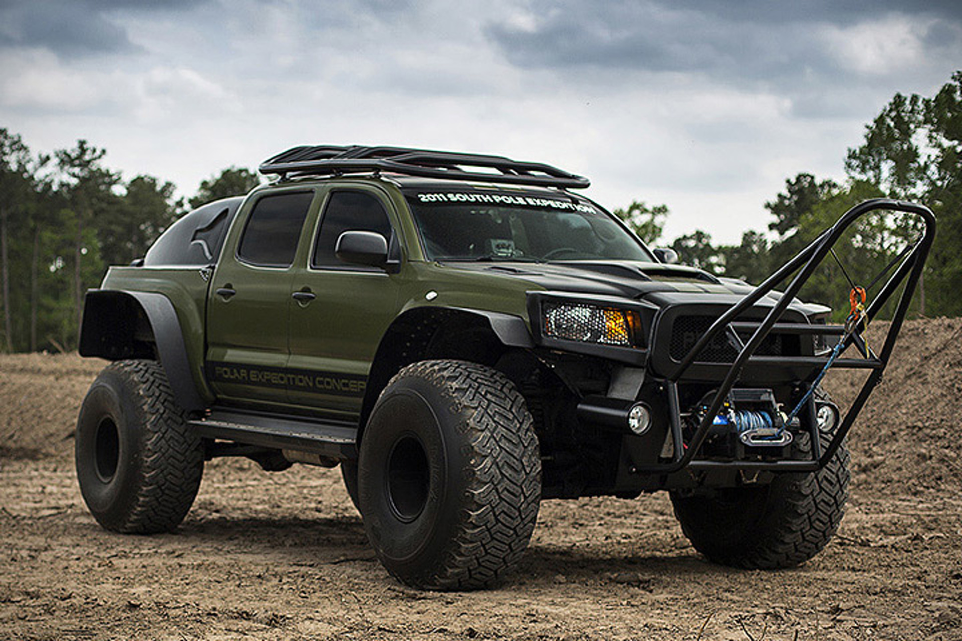 This May Be The World S Most Expensive Toyota Tacoma